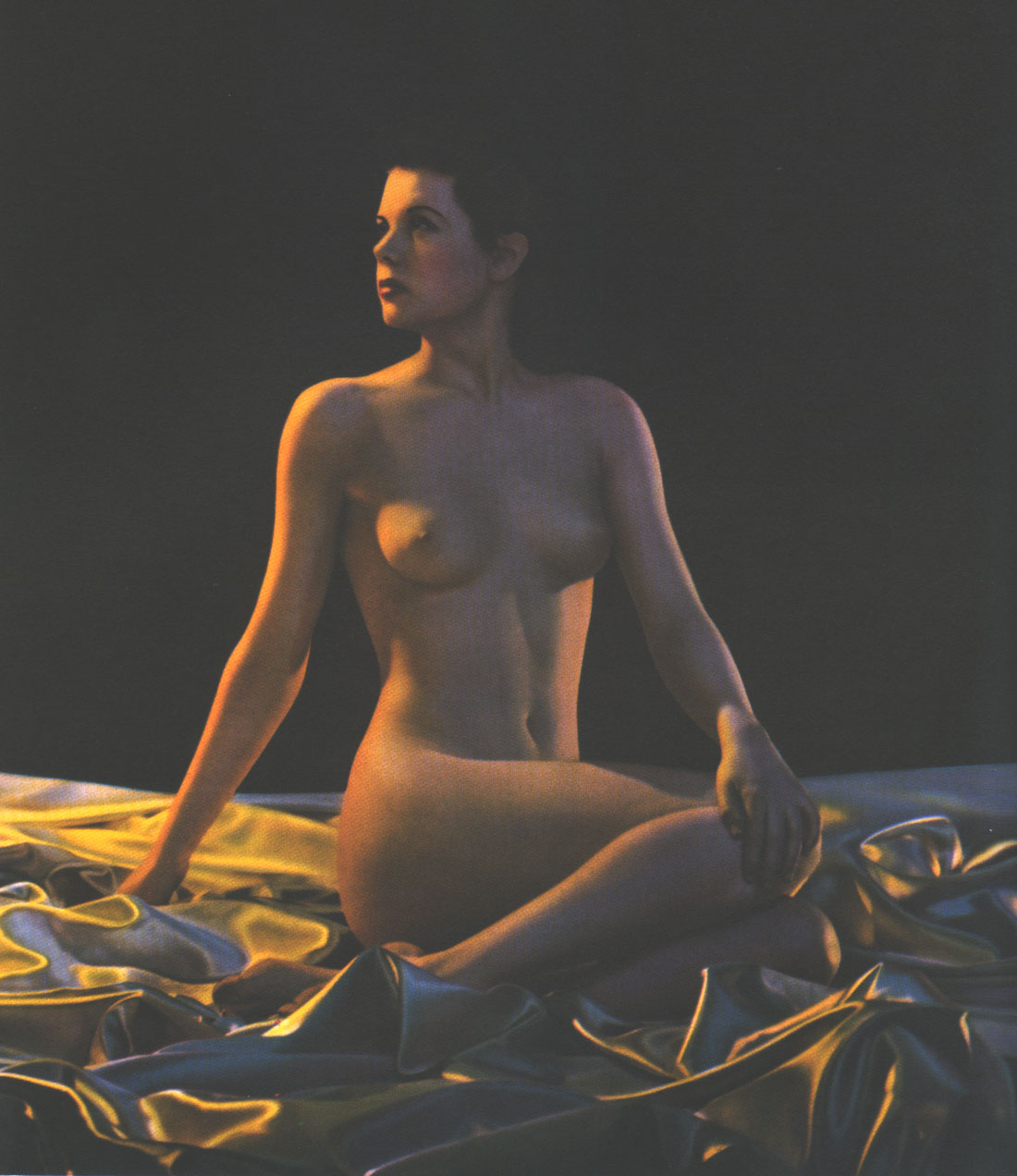 Nude Women in Bed